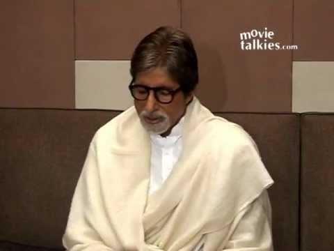 Amitabh Bachchan Talks About His Childhood Birthday Memories