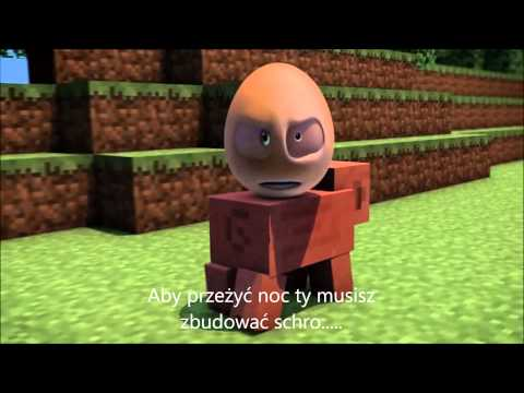 An Egg's Guide to Minecraft - PART 1 - What's Minecraft? (Napisy PL)