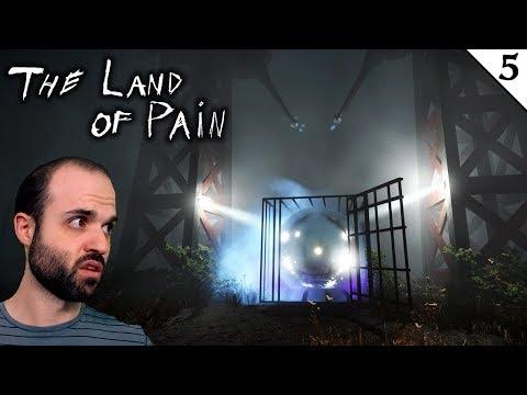 THE LAND OF PAIN #5 | FINAL: LA MÁQUINA Y LA SALIDA | Gameplay Español