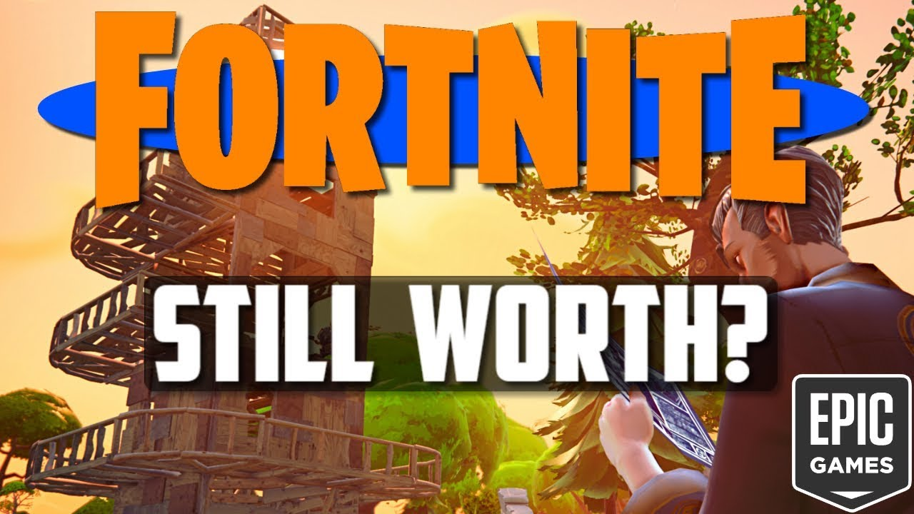 Fortnite Rating With 70+ Hours!   Fortnite Still Worth It ...
