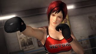 DEAD OR ALIVE 5 Last Round PC Gameplay 60 Fps GTX 970