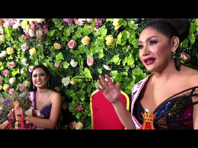 Miss Q & A 2nd runner-up MATMAT Centino, napansing MAS SUMISIKAT minsan ang RUNNER-UP