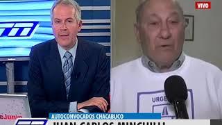 AUTOCONVOCADOS CHACABUCO