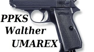 Обзор Walther PPKS