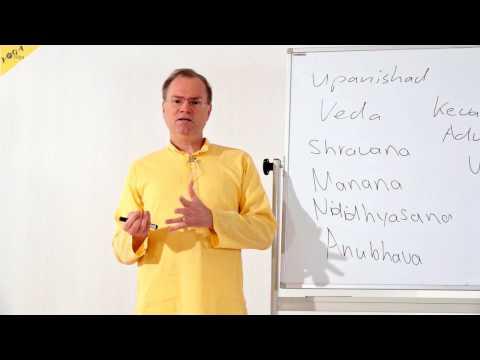 YVS007 - Vedanta Philosophie und Jnana Yoga