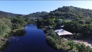 The RiverDeck Accommodation & Restaurant Buffalo Bay South Africa