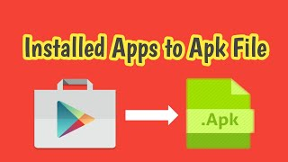 How to Backup Installed Apps to Apk File Update 2020 screenshot 4