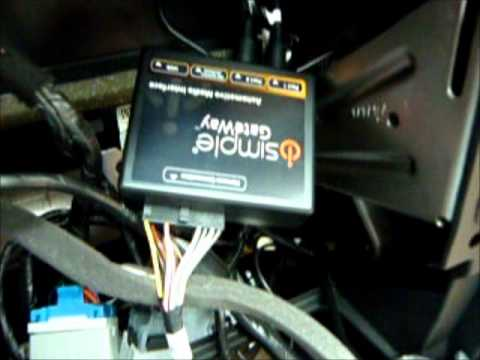 Installing auxiliary input on a 2007 hummer h3 part 2 youtube publicscrutiny Images