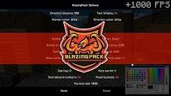 BlazingPack ¡ES HERMOSO! [AUMENTA FPS] + INSTALACION | Probando Clients #12