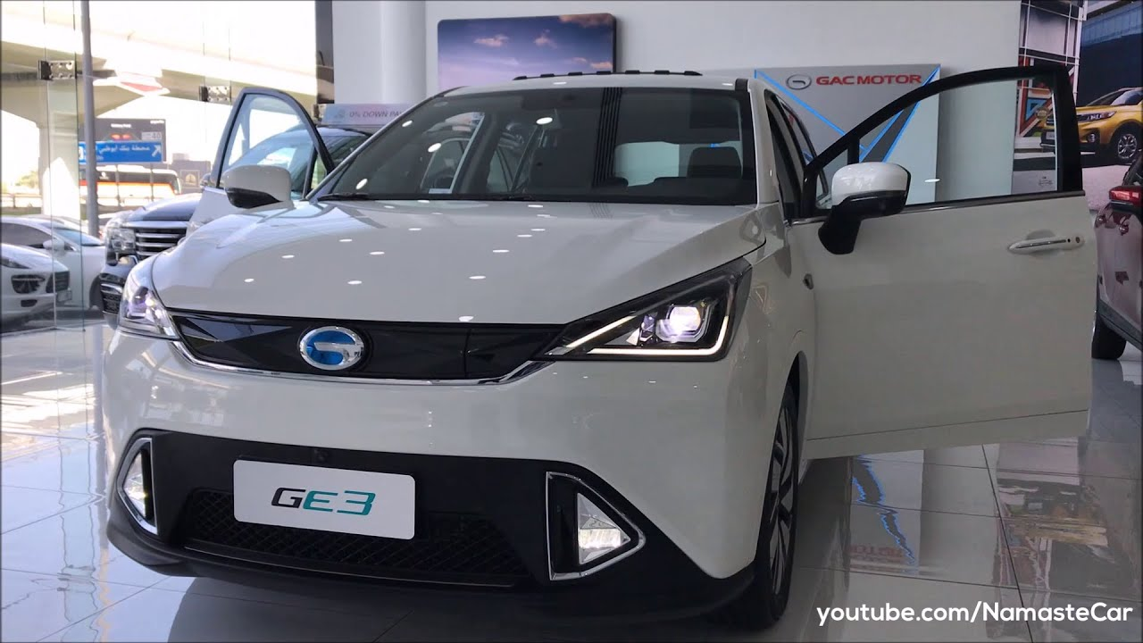 GAC Trumpchi GE3 EV- ₹16 lakh | Real-life review