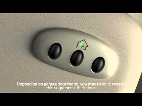 Universal garage door opener homelink youtube - Homelink universal garage door opener ...