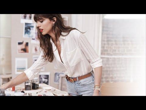Meet Violette, Estée Lauder's New Global Beauty Director
