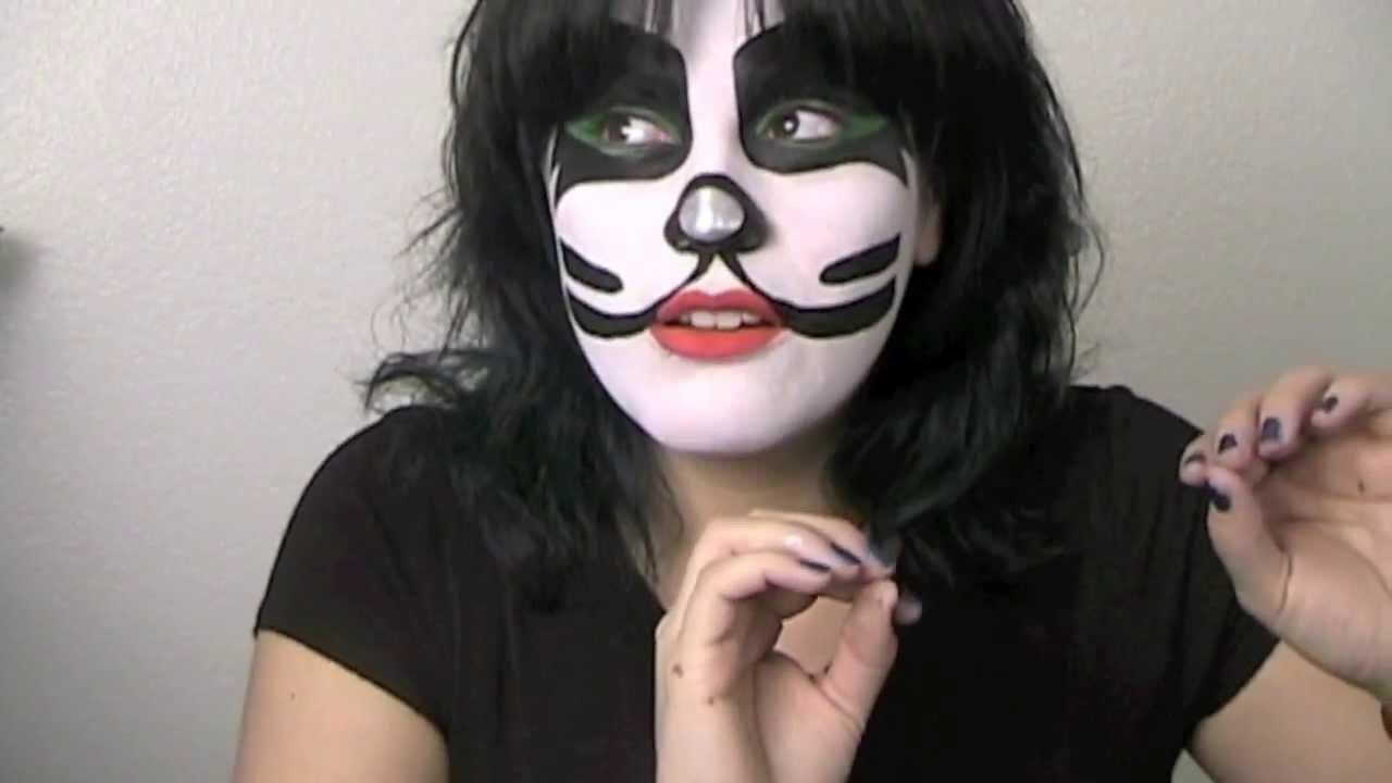 Kiss Makeup Tutorial The Catman Peter Criss Vivaglamlana
