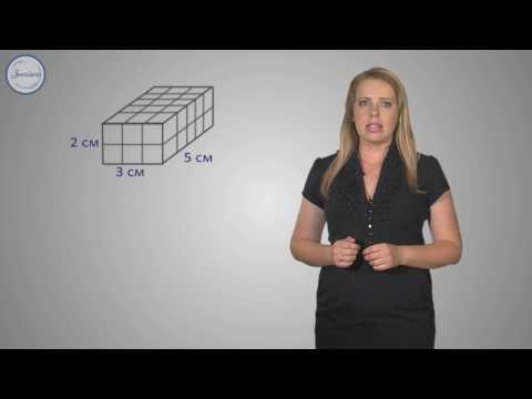 Как рассчитать объем параллелепипеда