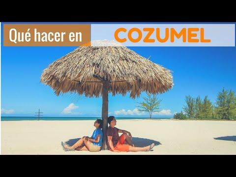 4 Cosas que hacer en Cozumel