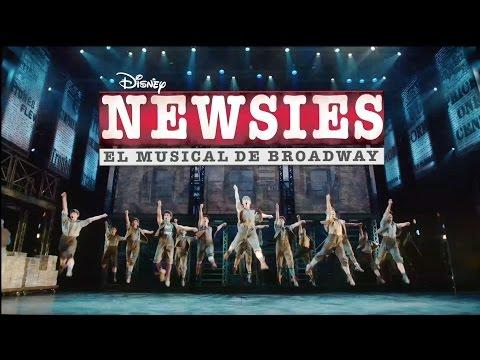 Disney's Newsies: El Musical de Broadway - Trailer