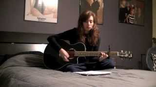 Frou Frou - Let Go Acoustic Cover - Brena Seree