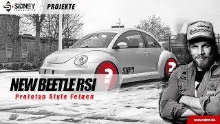Prototyp Style Felgen   New Beetle RSI    Sidney Industries