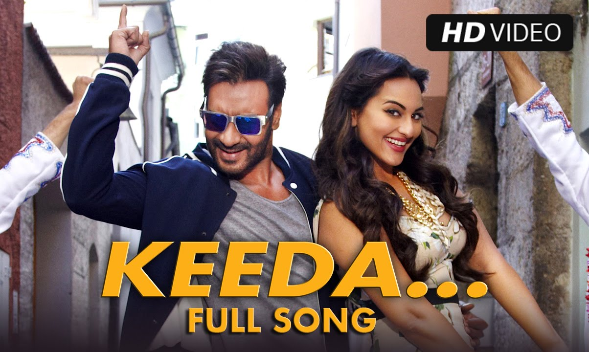 Keeda Unseen Video Song Action Jackson Ajay Devgn Sonakshi