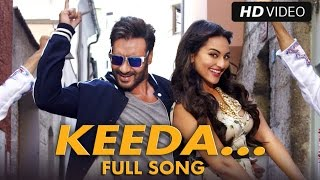 Keeda Official Full Song Video | Action Jackson | Ajay Devgn, Sonakshi Sinha