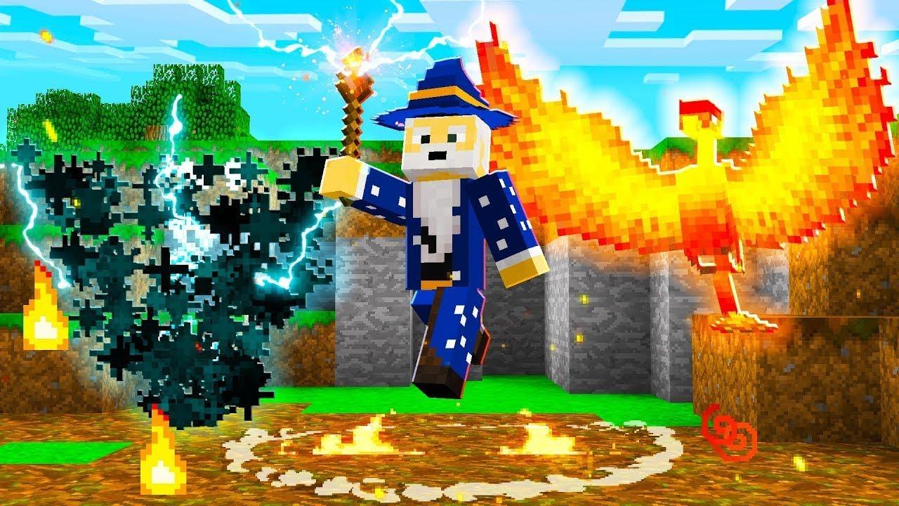 Minecraft Büyücü Günlükleri (MC Eternal) - Bölüm 1