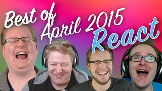 REACT: Best of April 2015
