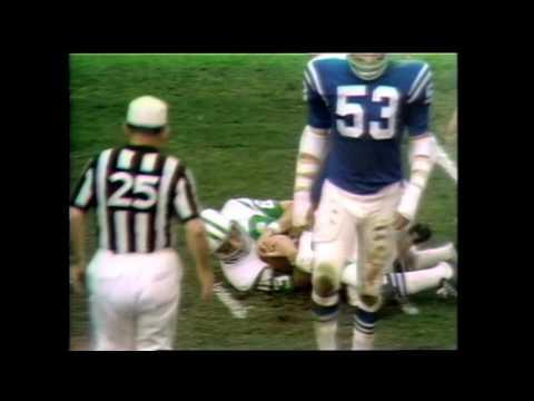 Super Bowl 3 Highlights - Jets vs Colts
