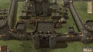 Stronghold 3 Castle Sim