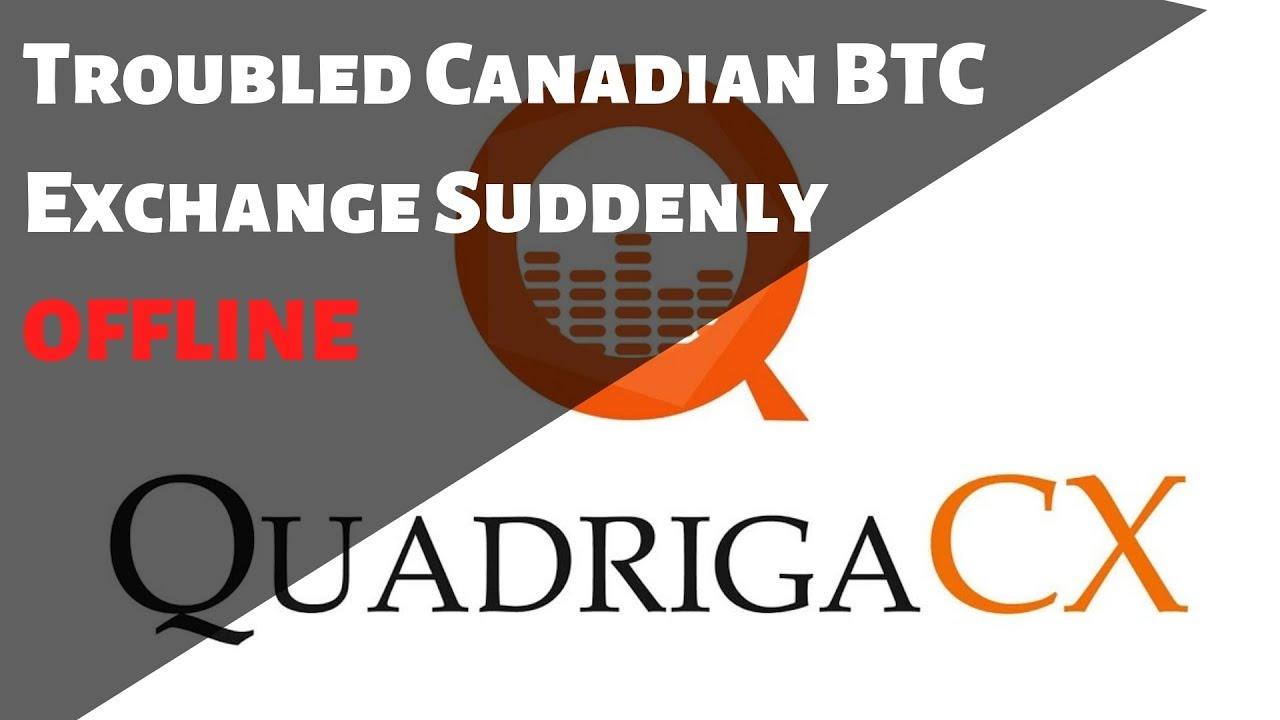 bitcoin offline exchange