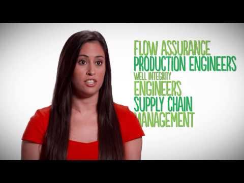 BP's Graduates - Caroline, a subsea engineer