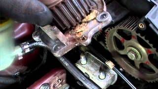 ROVER 45 TIMING BELT WATER PUMP REPLACMENT..mpg