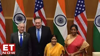 2+2 Meet Outcome: India-US Sign Communications Compatibility & Security Agreement