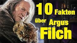 10 FAKTEN über Argus FILCH