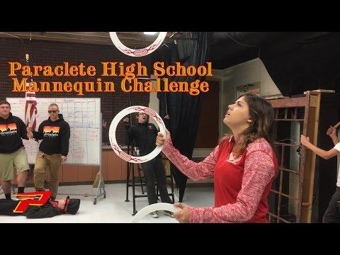 MANNEQUIN CHALLENGE - PARACLETE HIGH SCHOOL