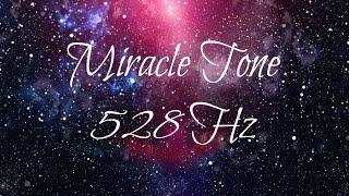 Healing Sleep ➤ Float on Wave Of Relaxation | Positive Energy - 528Hz Peaceful Sleeping Music