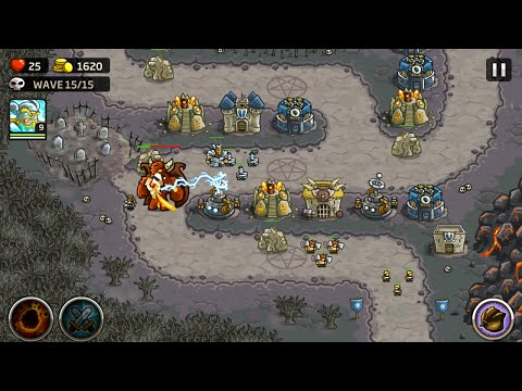 Kingdom Rush Android Gameplay -Part 6