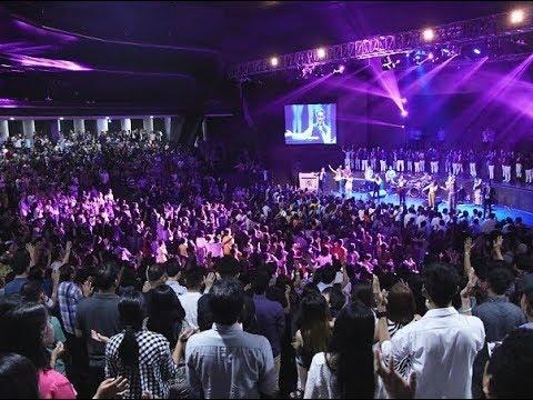 Gereja Tiberias Balai Sarbini - Livestream 18 Maret 2018