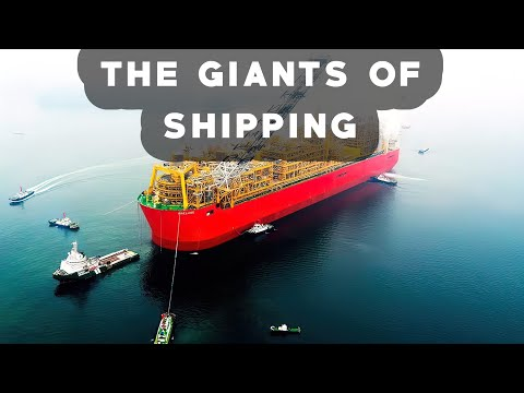 THE BIGGEST SHIPS In The World