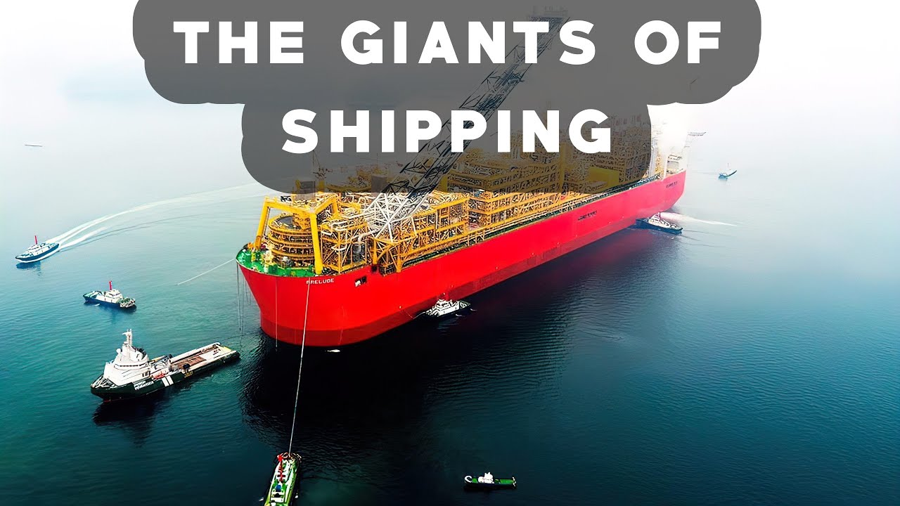 THE BIGGEST SHIPS In The World - YouTube
