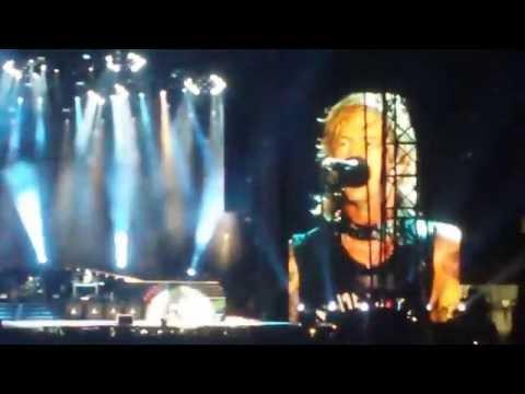 Duff McKagan singing Raw Power live from Fed Ex Field 6/26/16