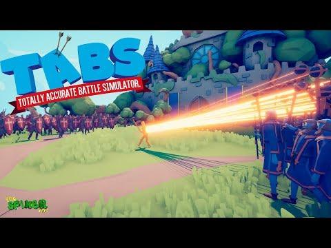 СУПЕР ПУПЕР МЕГА  РЫЦАРЬ - СИМУЛЯТОР БИТВ - Totally Accurate Battle Simulator #6