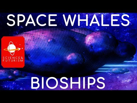 Space Whales & Bioships