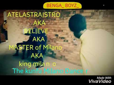 Benga Boyz Orange farm Believe aka Atelastraistro milano dance