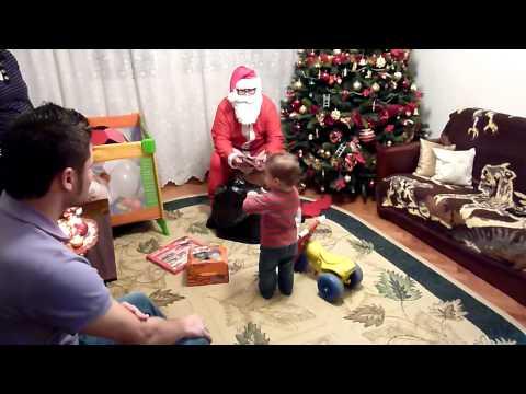 Mos Craciun 2010 2017 ROMANIA CHRISTMAS SANTA