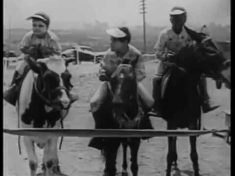 Our Gang Silent Films | No. 21-Derby Day
