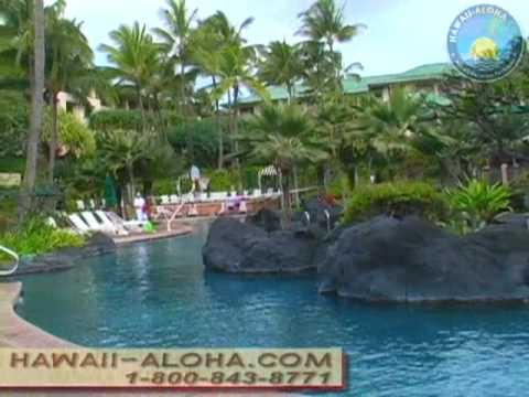 Luxury Hawaii Vacation: Grand Hyatt Kauai Resort & Spa
