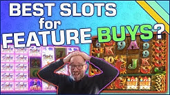 HUGE Slot Wins from Feature Buys