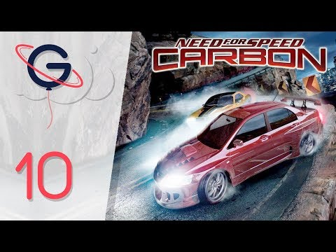 NEED FOR SPEED CARBON FR #10 : VS Wolf (Boss)