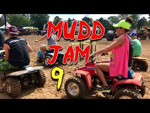 MUDD JAM  2018 - ATVs EveryWhere    River Run ATV Park