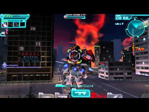 OGPlanet SD Gundam Capsule Fighter Online Gameplay